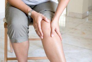 Artrosis en rodilla