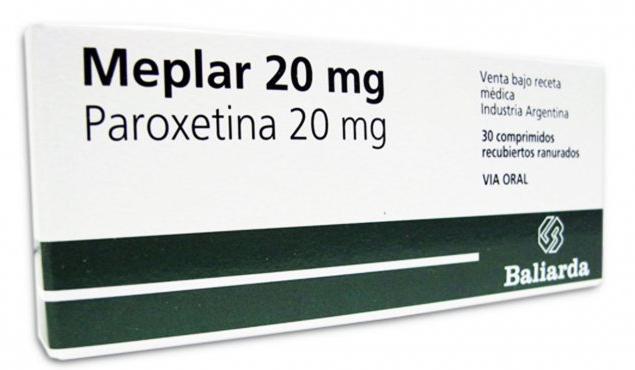 Resultado de imagen para paroxetina
