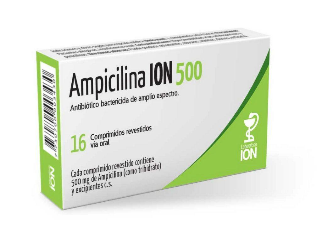 Ampicilina - Saludisima Medicamentos