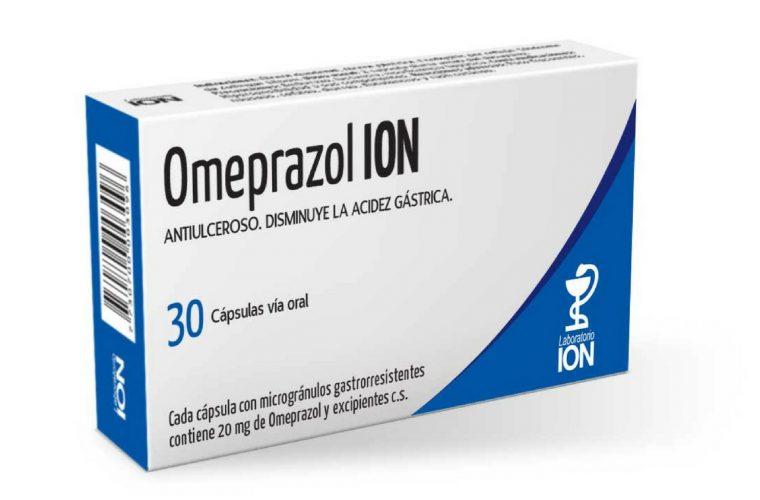 Omeprazol - Saludisima Medicamentos