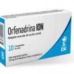 Orfenadrina