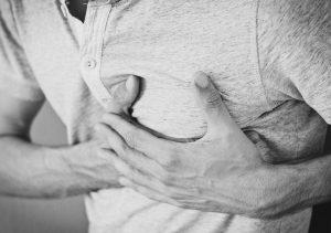 Dolor al corazon