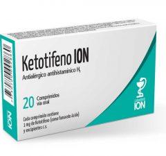 ketotifeno oftalmico